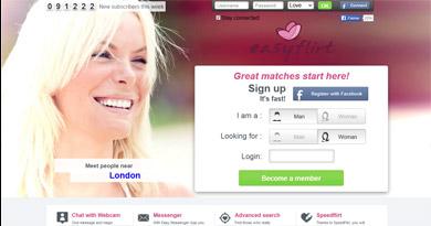 Flirt dating websites